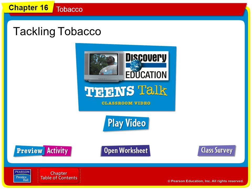 Tackling Tobacco