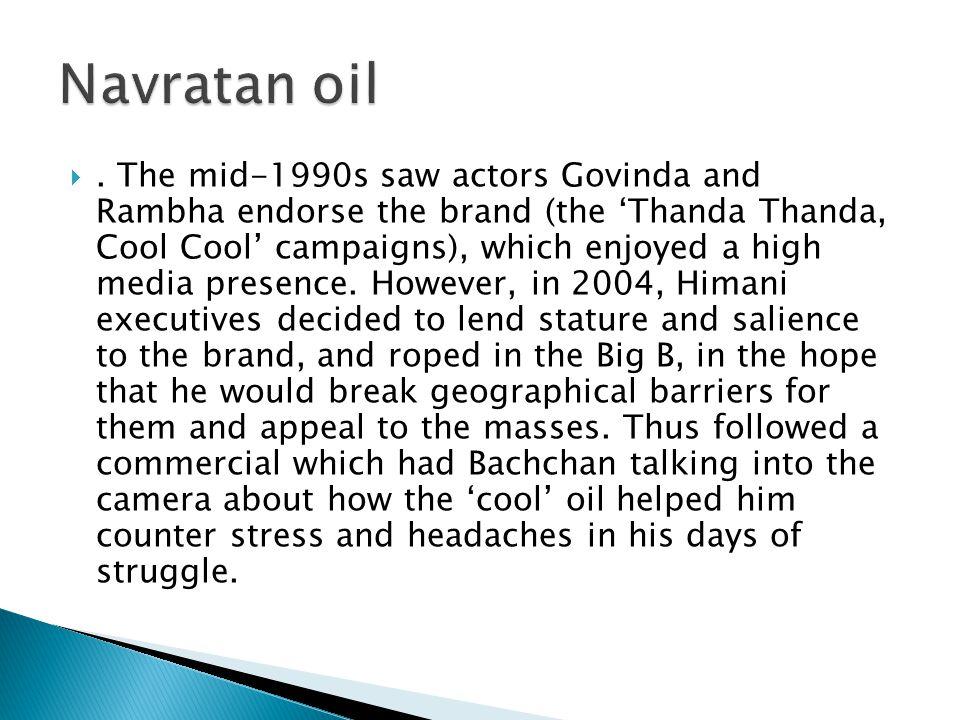 Navratan oil