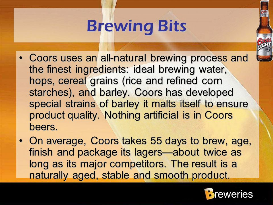 Brewing Bits