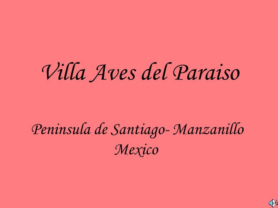 Peninsula de Santiago- Manzanillo Mexico