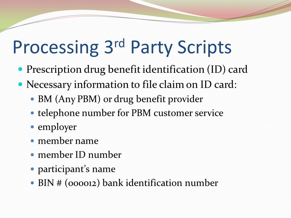 Processing 3rd Party Scripts
