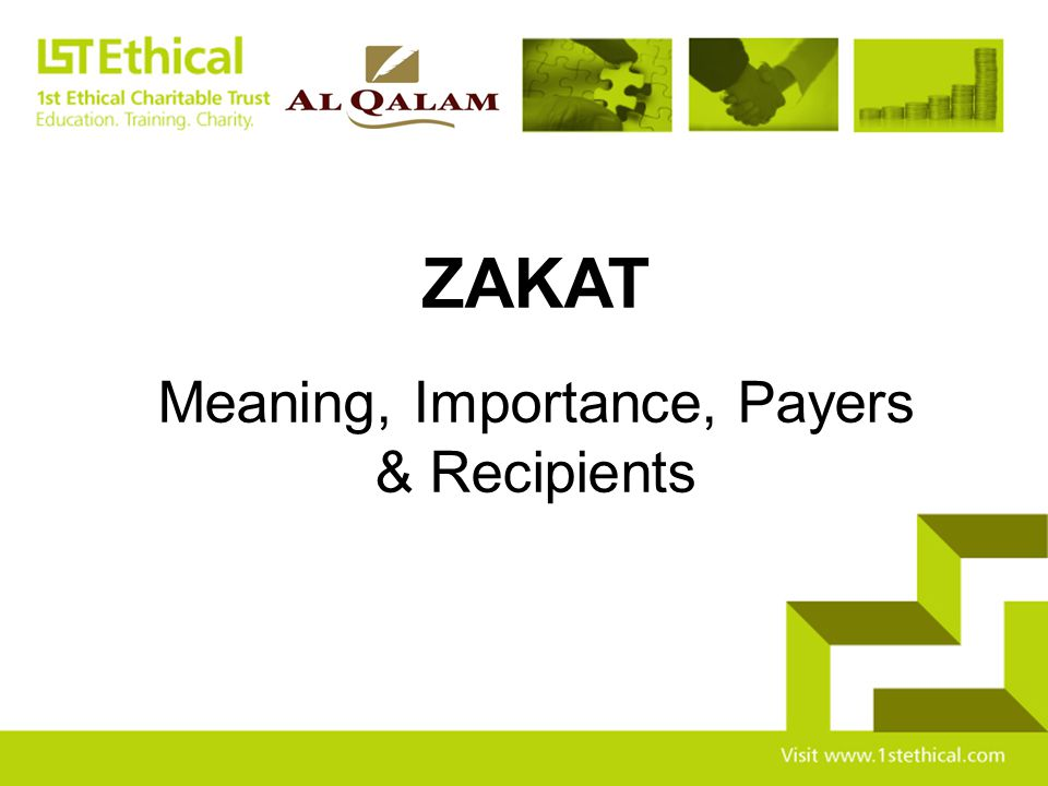 Meaning, Importance, Payers & Recipients