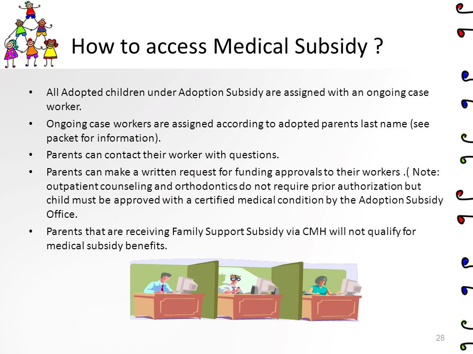 How to access Medical Subsidy