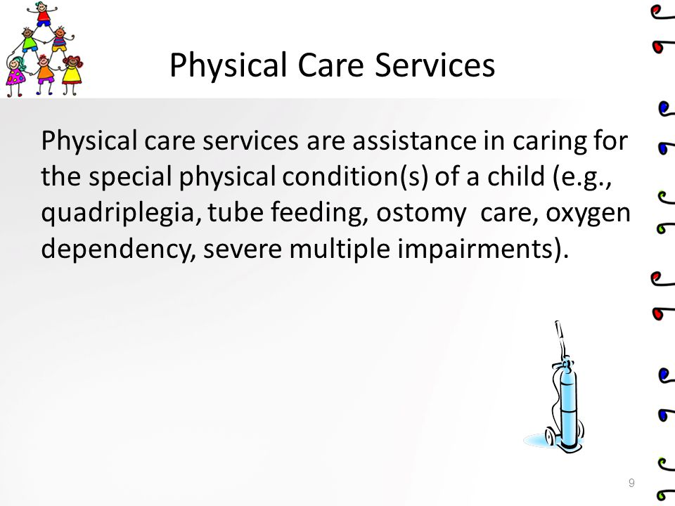 Physical Care Services