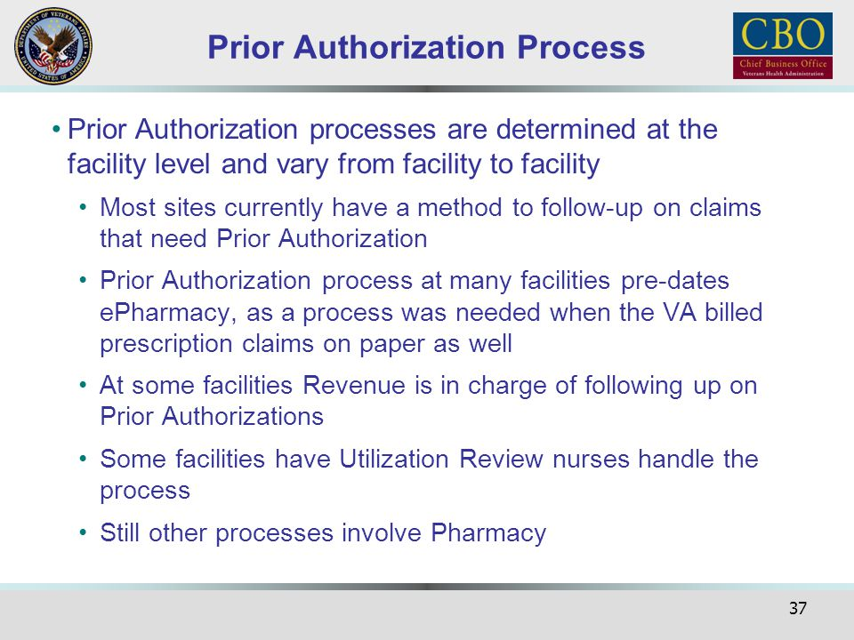 Prior Authorization Process