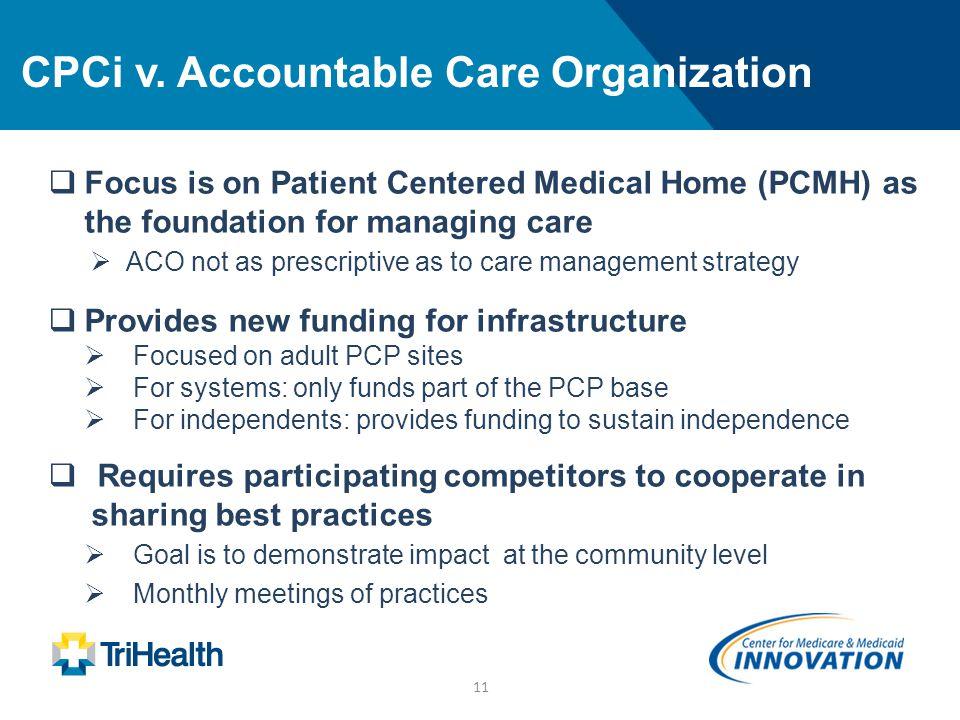 CPCi v. Accountable Care Organization