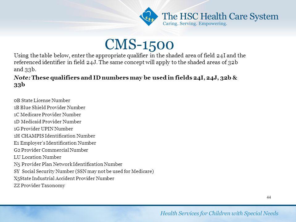CMS-1500