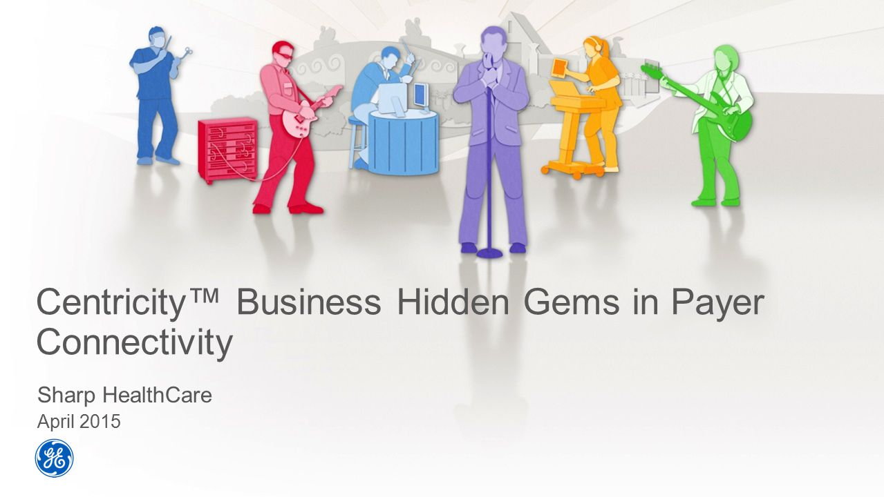 Centricity™ Business Hidden Gems in Payer Connectivity