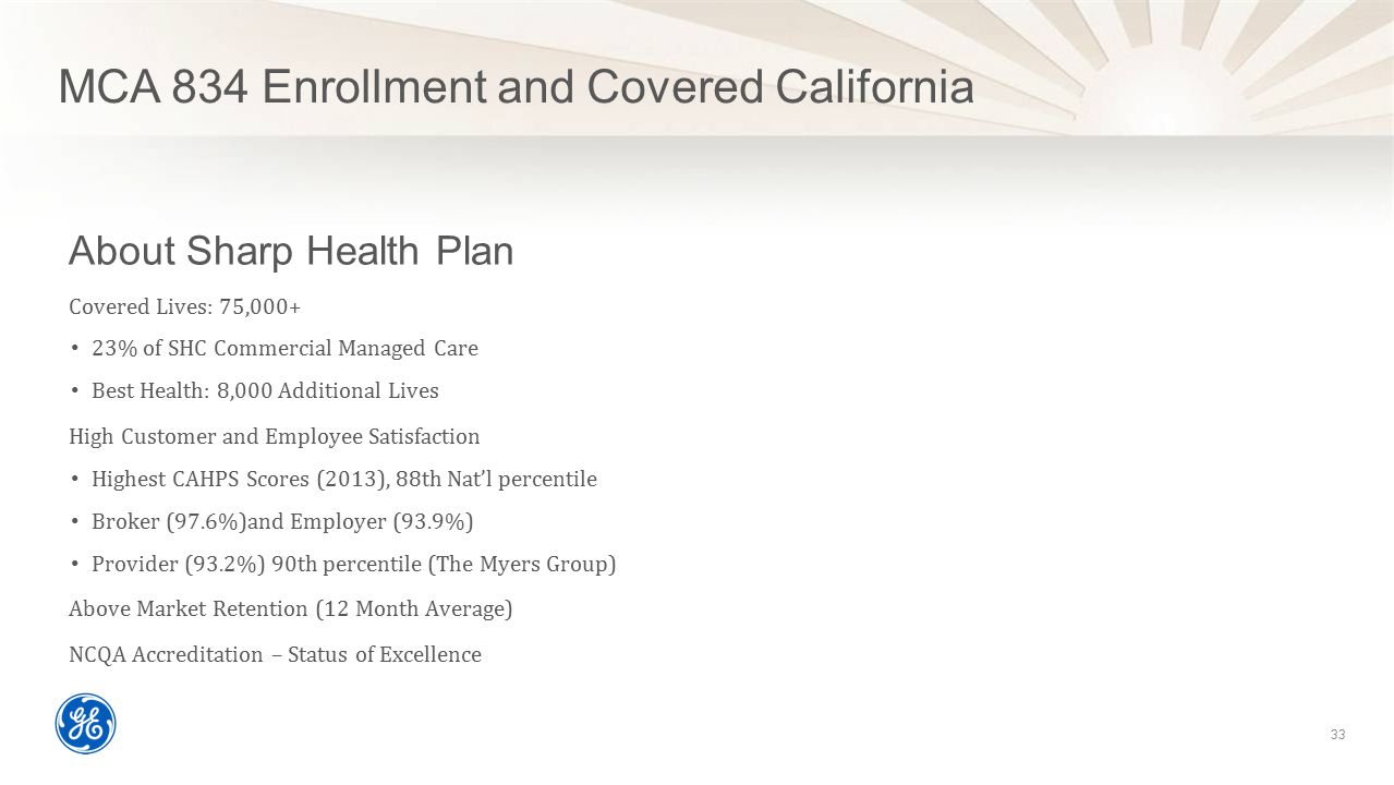 MCA 834 Enrollment and Covered California