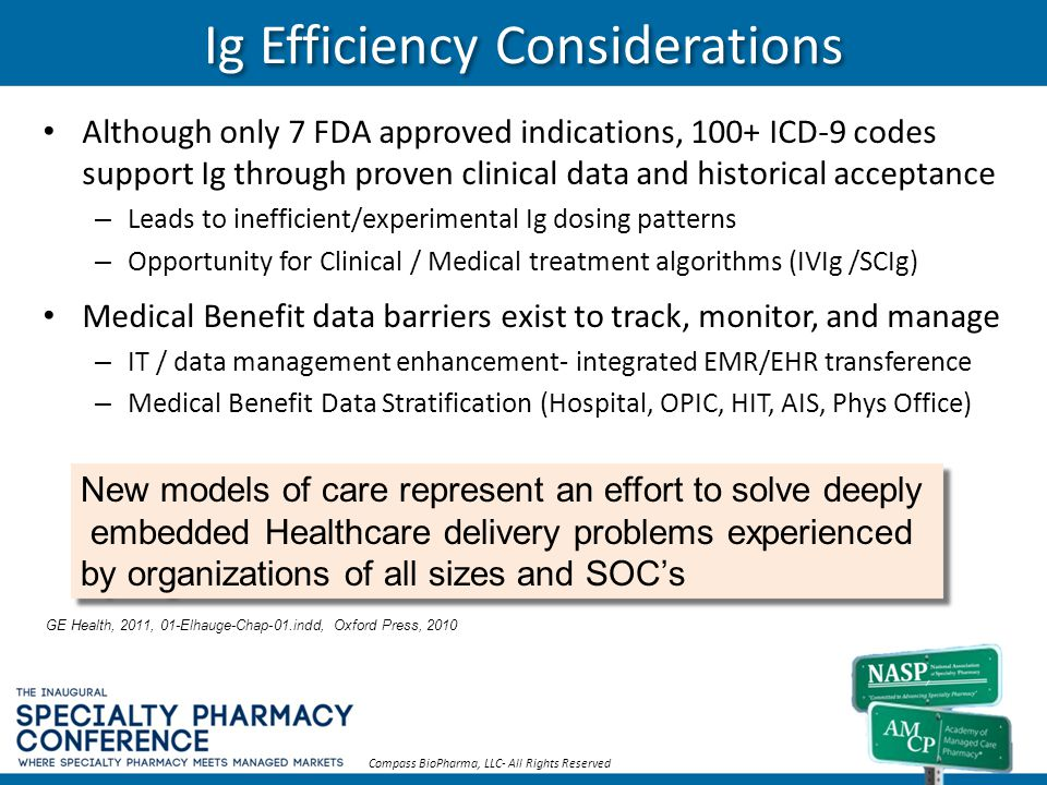 Ig Efficiency Considerations