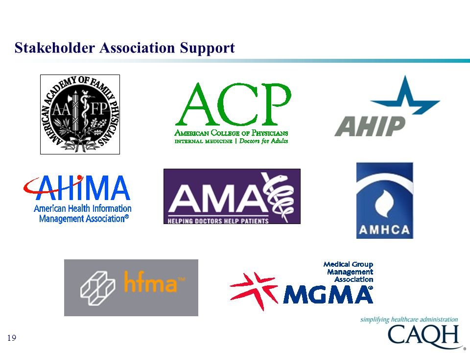 Stakeholder Association Support