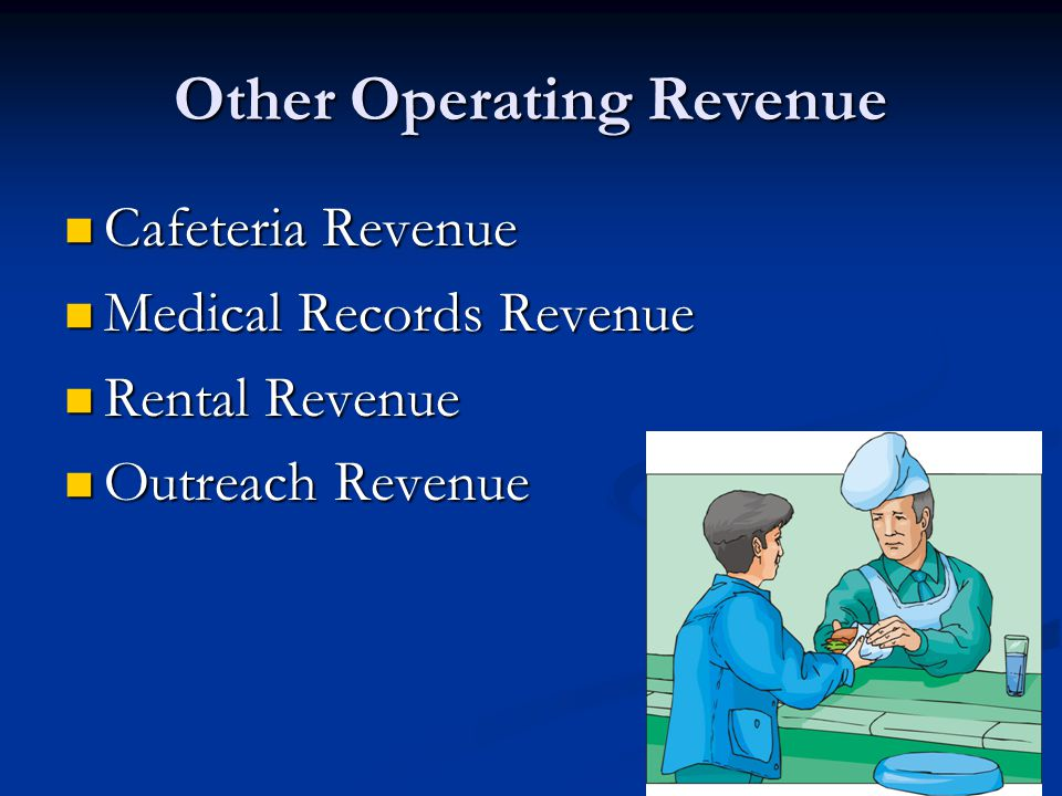 Other Operating Revenue