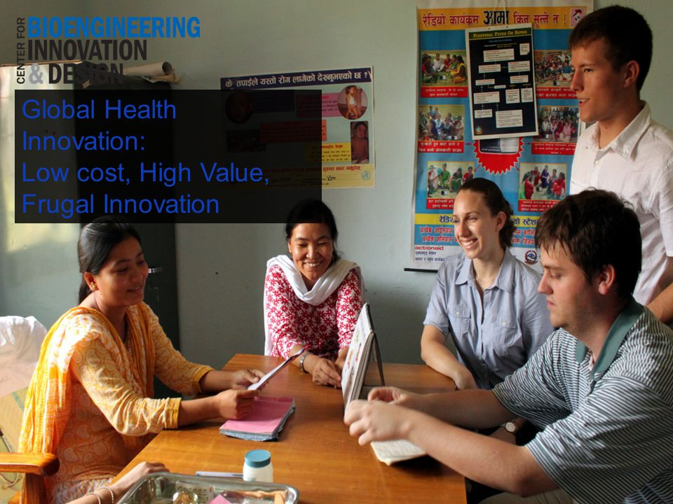 Global Health Innovation: