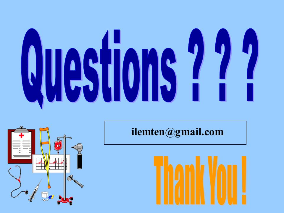 Questions Thank You ! ilemten@gmail.com Irene Mueller, MLS, RHIA