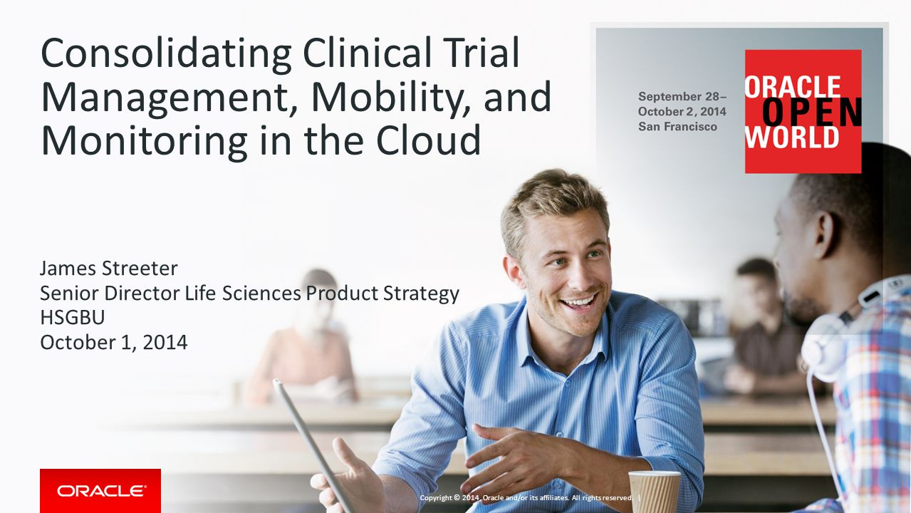 Consolidating Clinical Trial Management, Mobility, and Monitoring in the Cloud