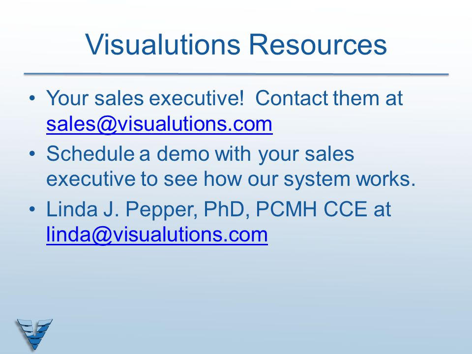 Visualutions Resources