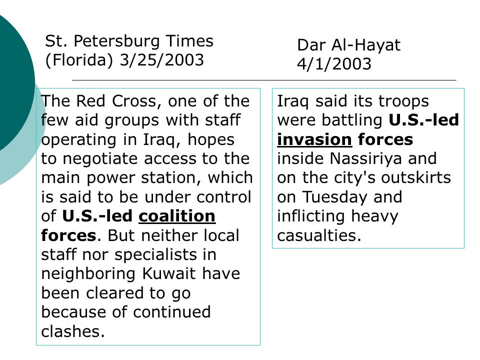 St. Petersburg Times (Florida) 3/25/2003