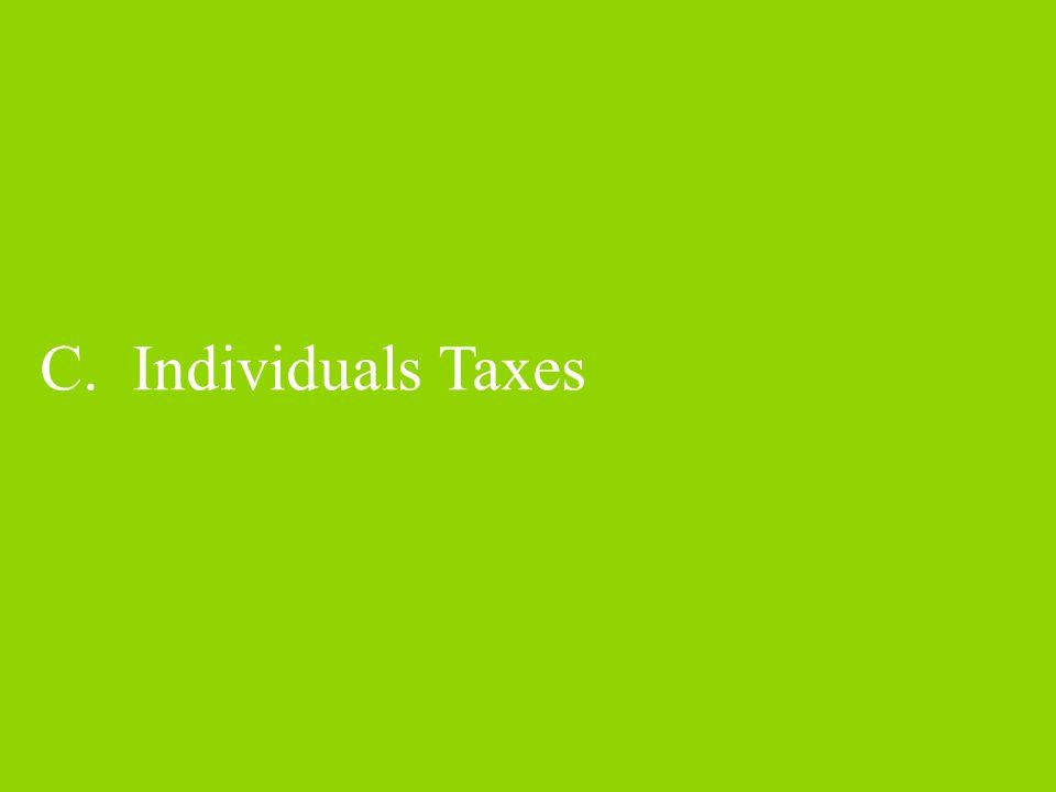 Individuals Taxes