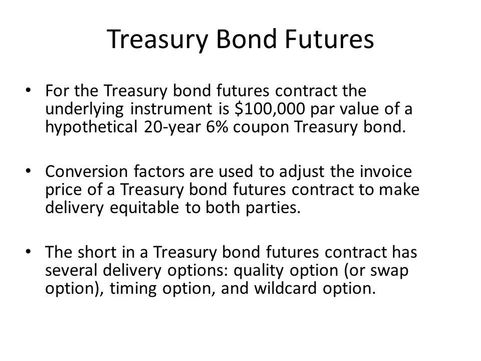 Treasury Bond (T-Bond) - Investopedia