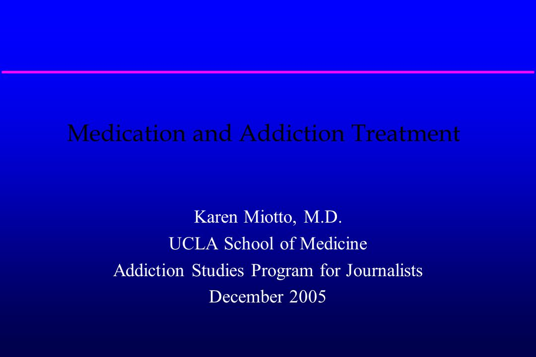 Does Treatment for Substance Abuse Work