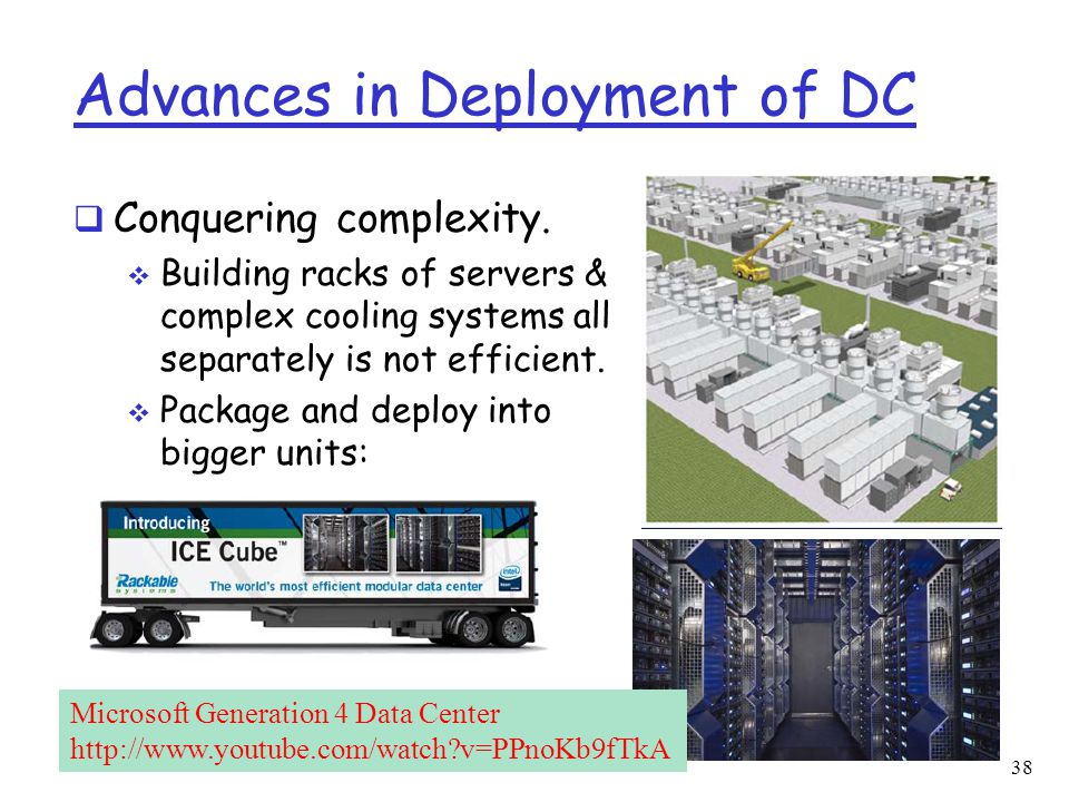 Advances in Deployment of DC