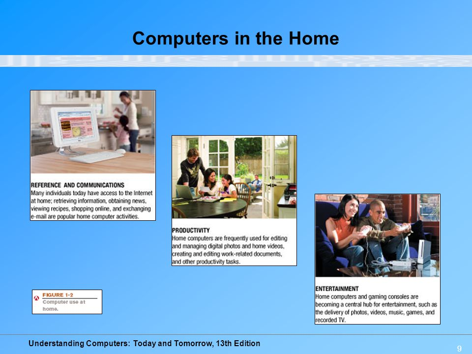 Computers in the Home