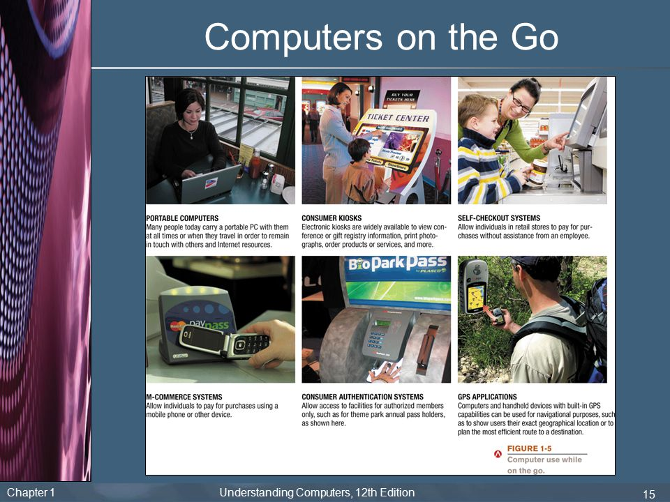 Computers on the Go