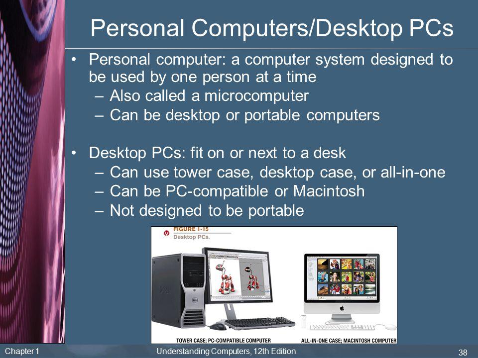 Personal Computers/Desktop PCs