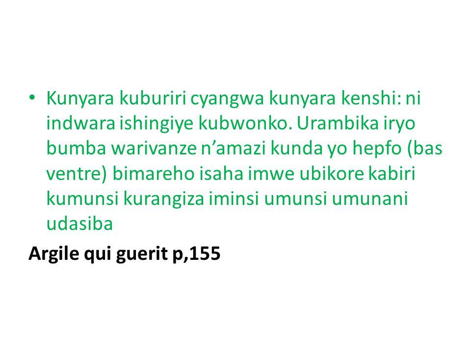Kunyara kuburiri cyangwa kunyara kenshi: ni indwara ishingiye kubwonko