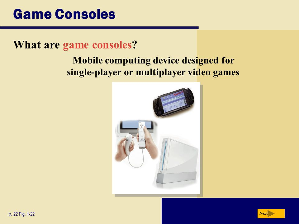 Game Consoles What are game consoles
