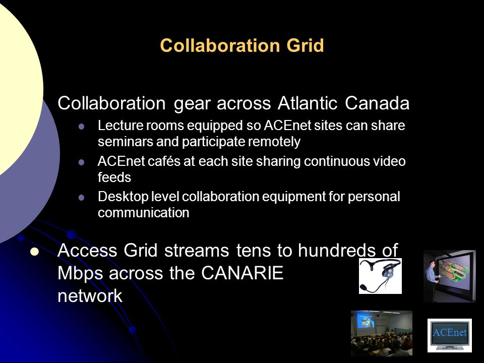Collaboration gear across Atlantic Canada