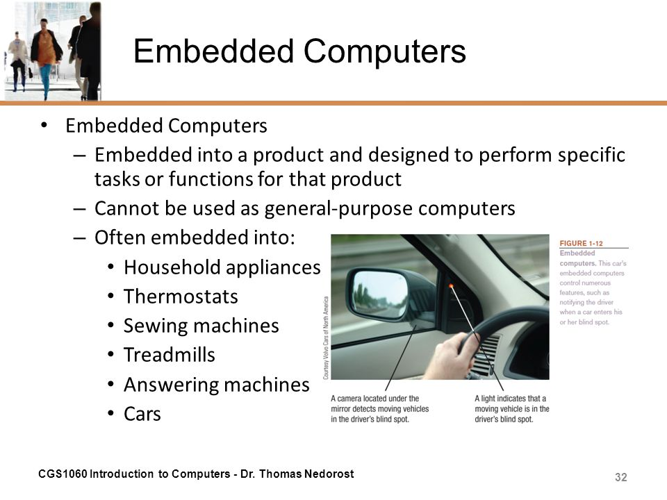Embedded Computers Embedded Computers