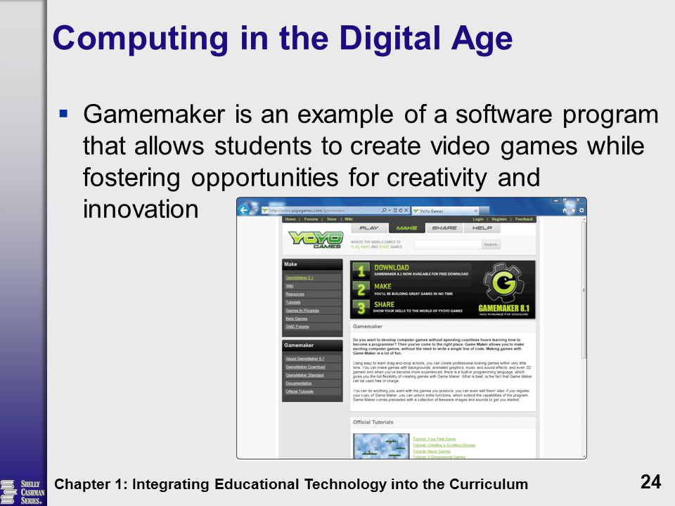 Computing in the Digital Age