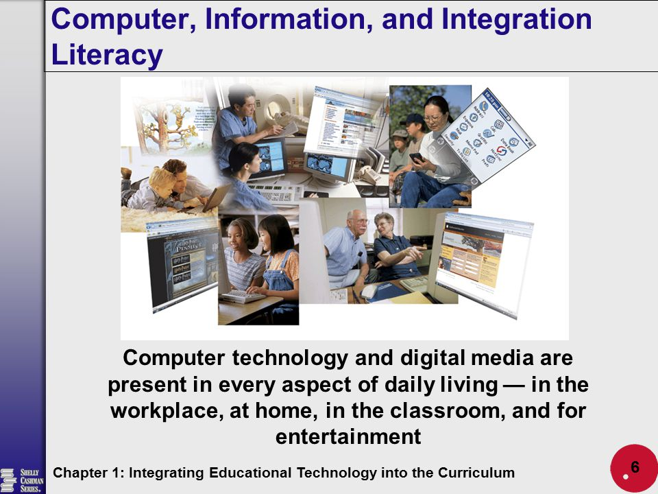 Computer, Information, and Integration Literacy