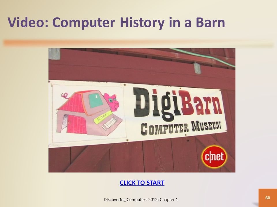 Video: Computer History in a Barn