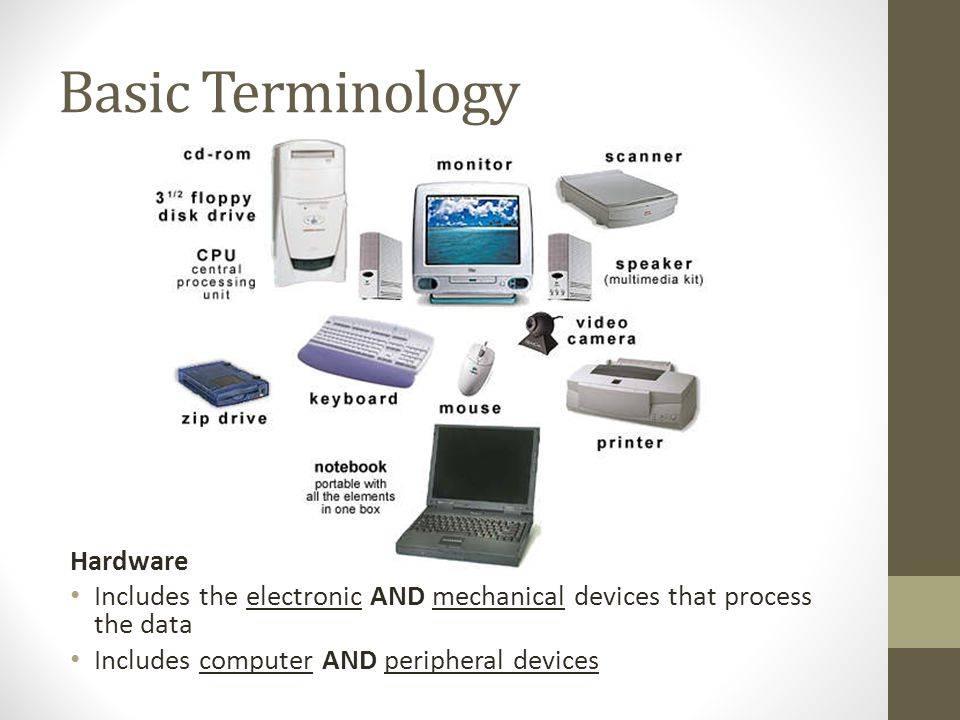 basic computer hardware notes Computer networks share common devices, functions, and features including servers, clients, transmission media, shared data, shared printers and other hardware and.