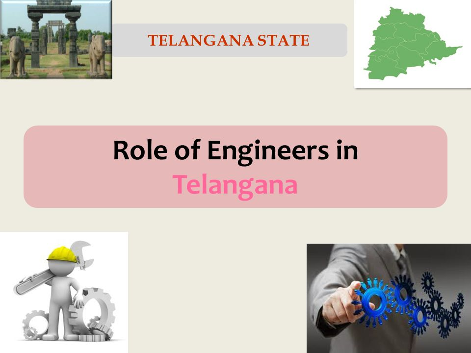 Role of Engineers in Telangana