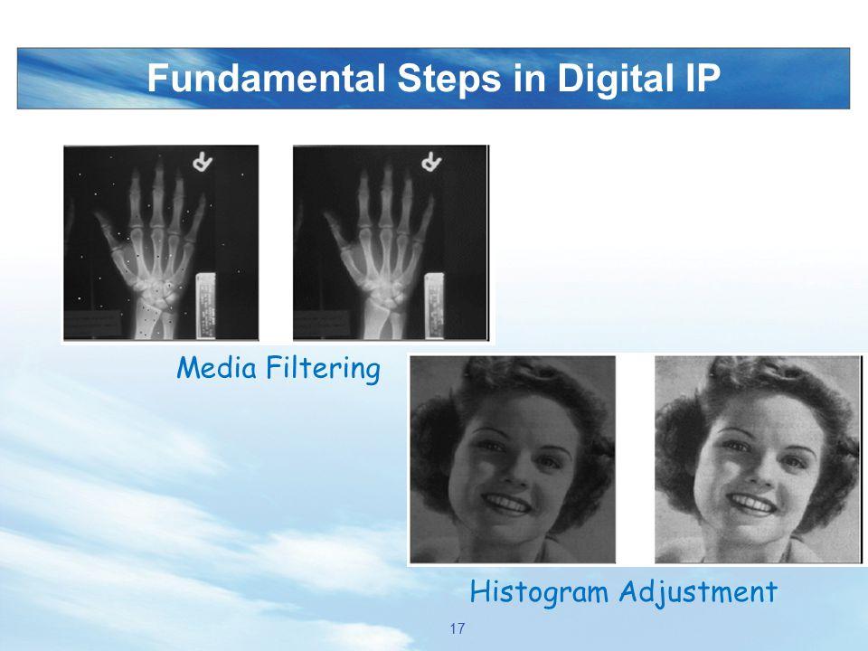 Fundamental Steps in Digital IP