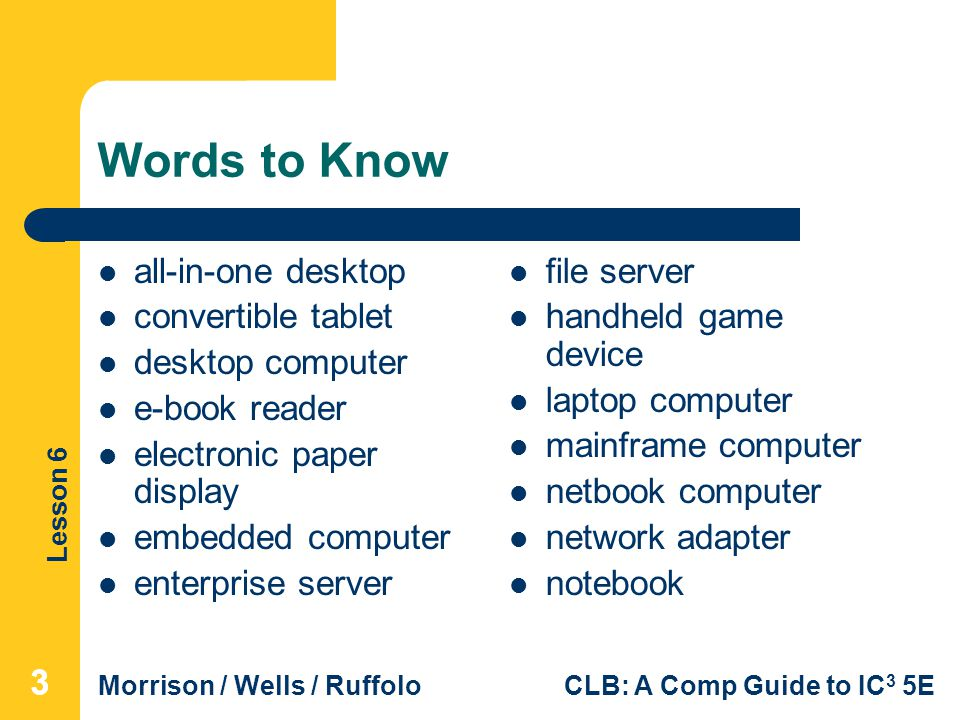Words to Know all-in-one desktop convertible tablet desktop computer