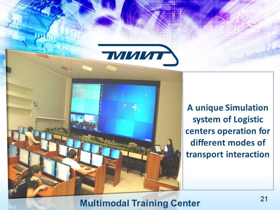 Multimodal Training Center