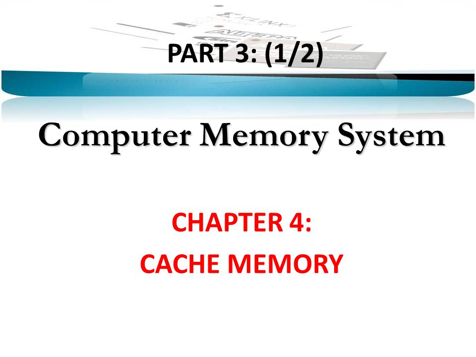 Computer Memory System