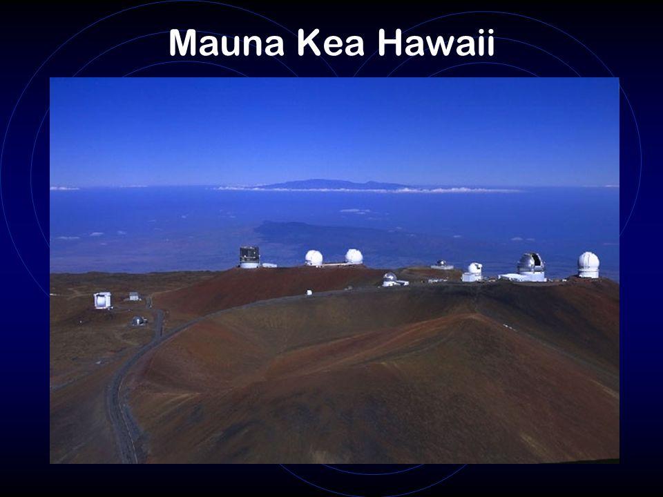 Mauna Kea Hawaii