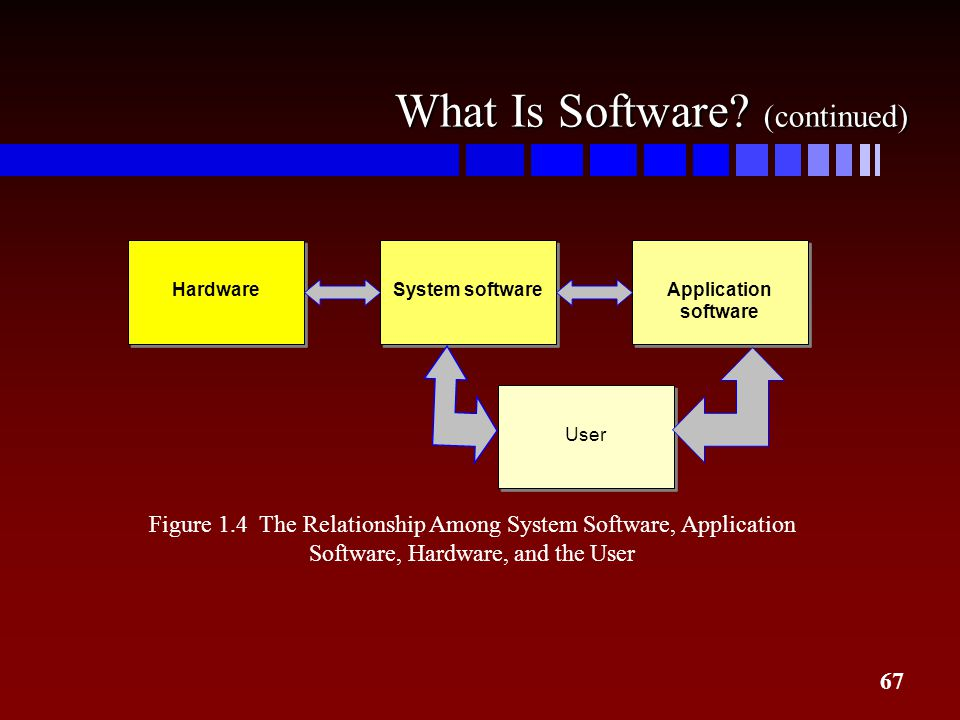 What Is Software (continued)