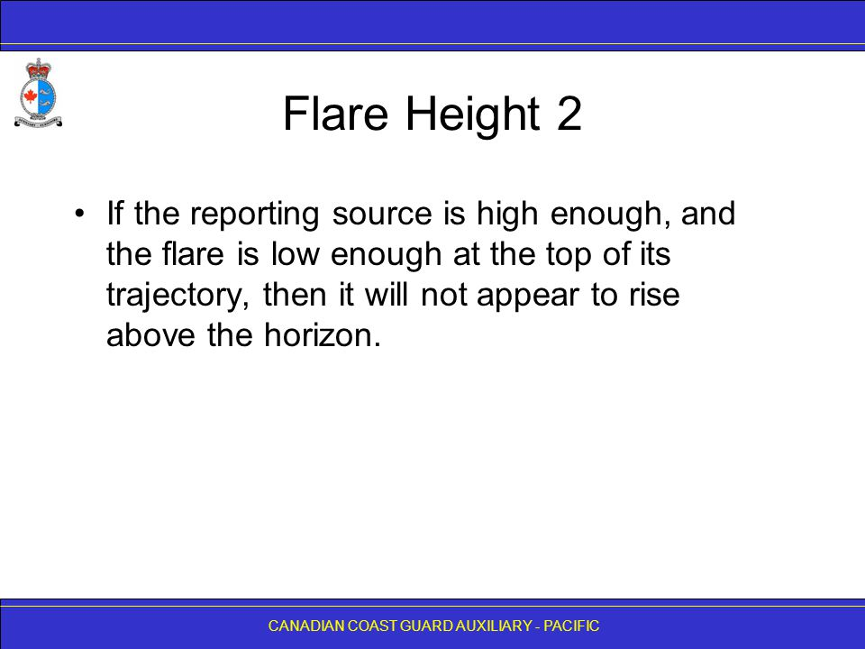 Flare Height 2
