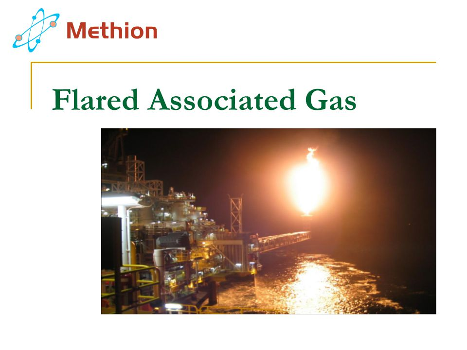 Flared Associated Gas
