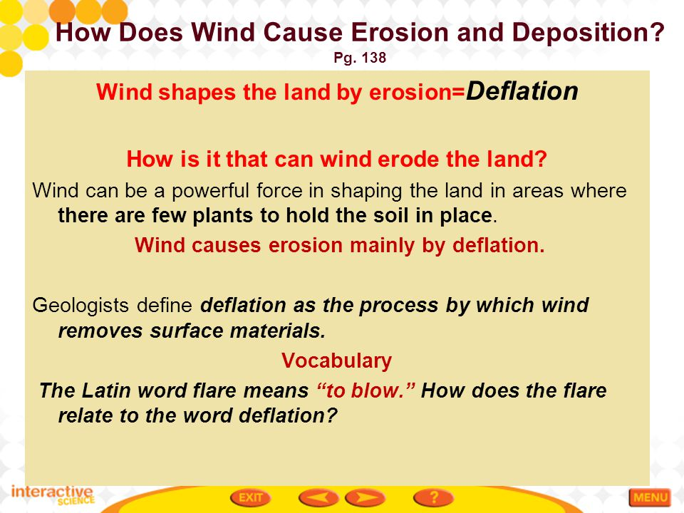 Erosion and deposition ppt video online download for What does the word soil mean