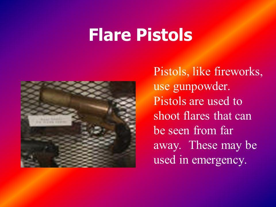 Flare Pistols