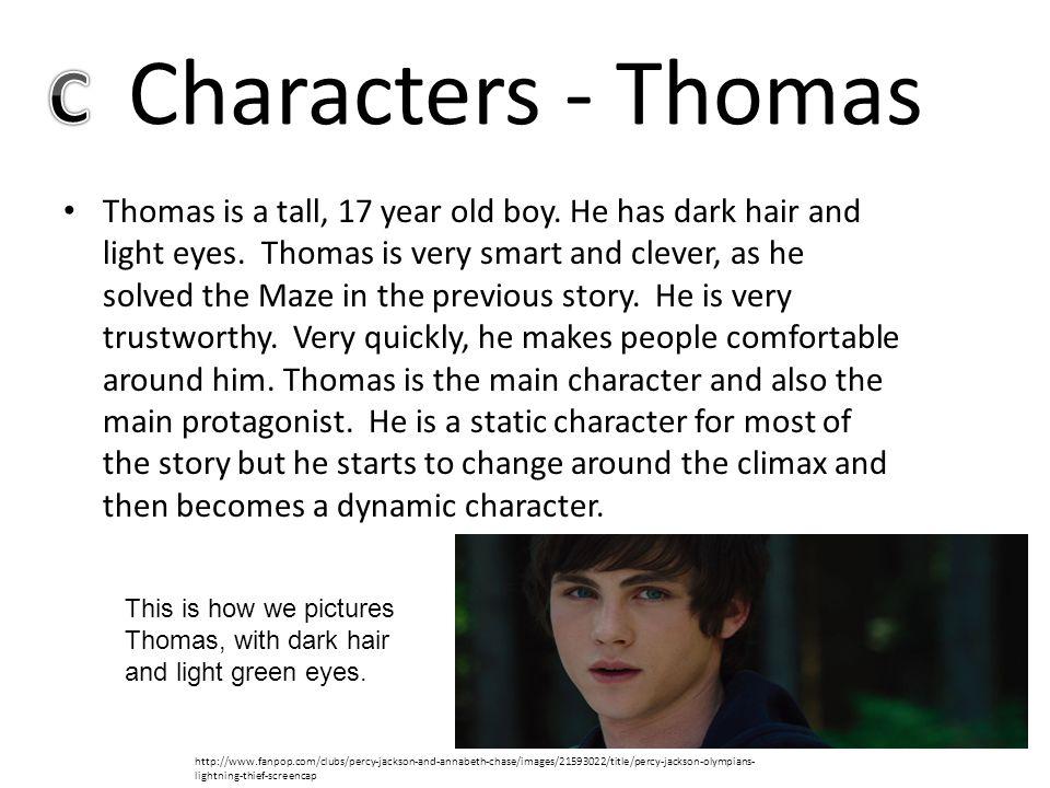 Characters - Thomas C.