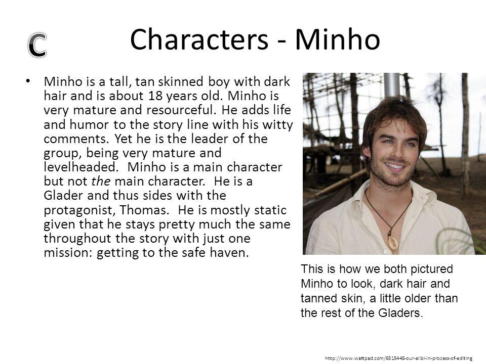 Characters - Minho C.