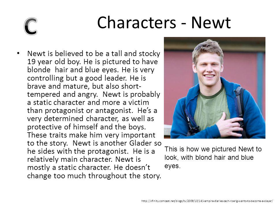 Characters - Newt C.